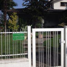 Esterno-cancello