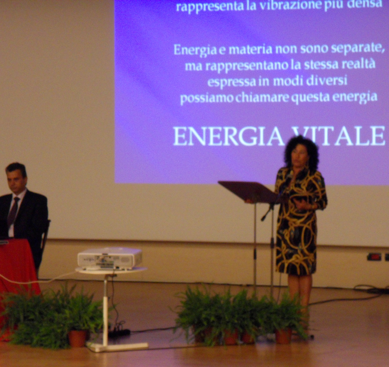 Convegno Psicosomatica ed Energia Vitale